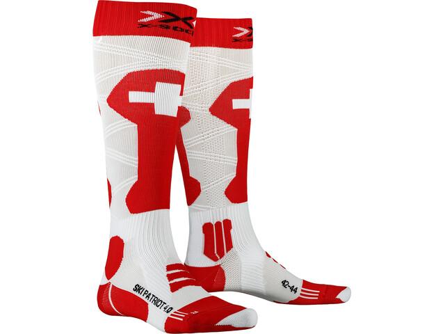 X-Socks Ski Patriot 4.0 Calcetines, switzerland